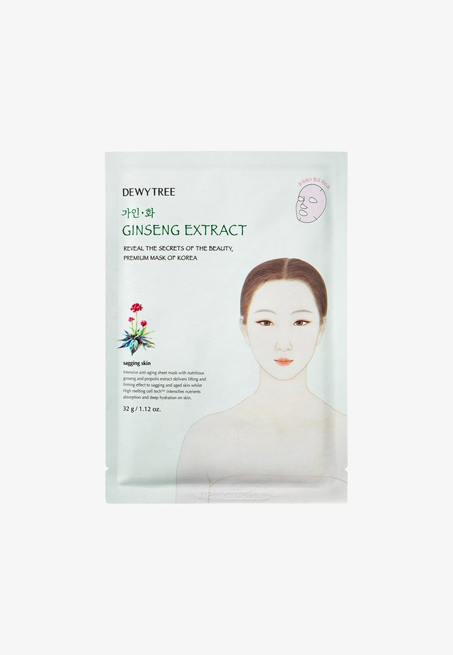 GAINHWA GINSENG MASK - Face mask - -