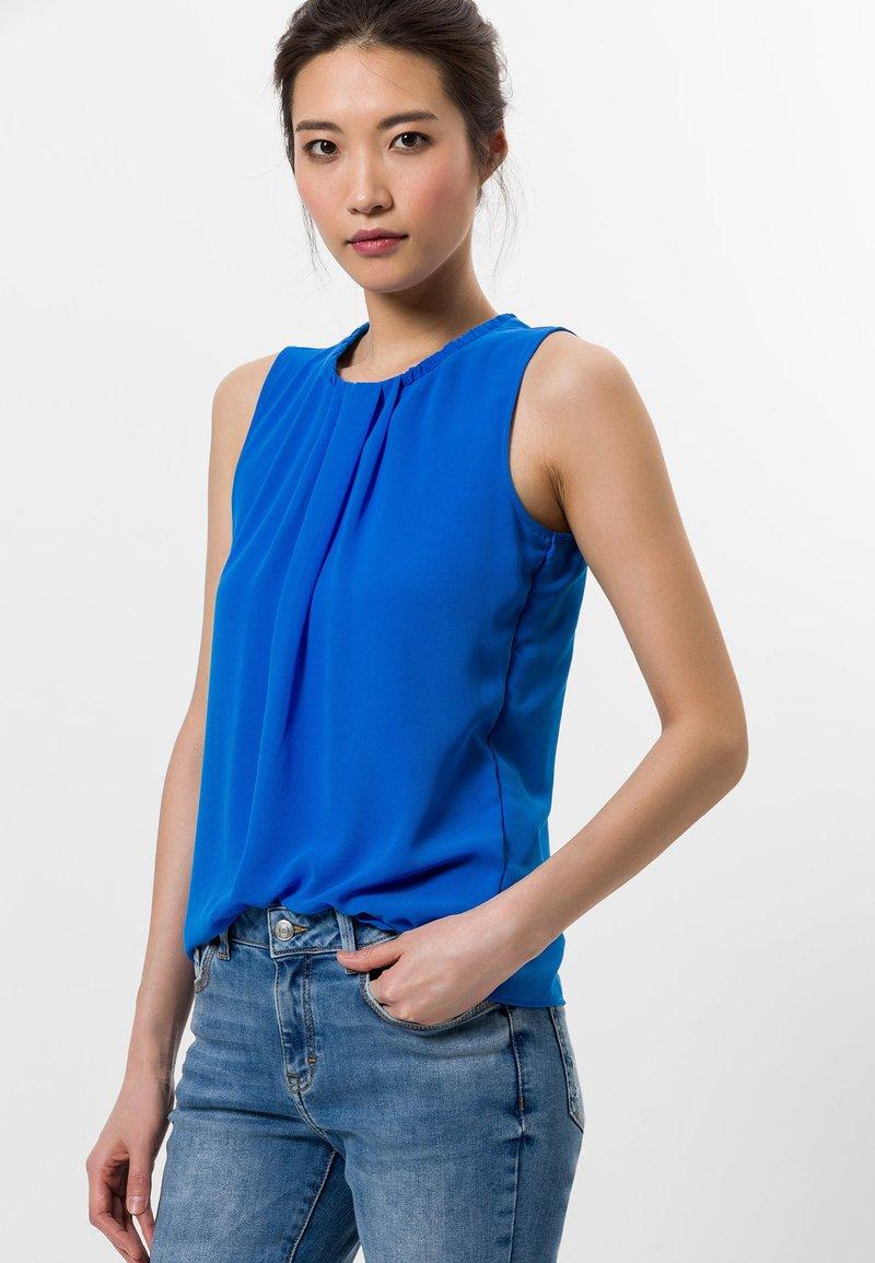 zero - Blouse - fresh blue