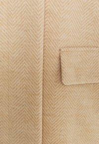 comma - LANGARM - Classic coat - camel - 2