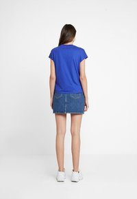 KIOMI - Basic T-shirt - clematis blue - 2