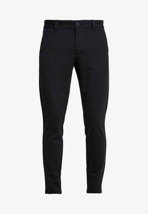 ONSMARK PANT STRIPE - Pantalones - black