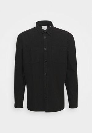 SIVAS - Camisa - black