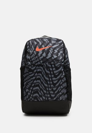 UNISEX - Plecak - black/smoke grey/team orange
