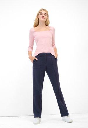 Trousers - nachtblau