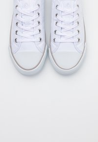 s.Oliver - LACE UP - Zapatillas - white - 5