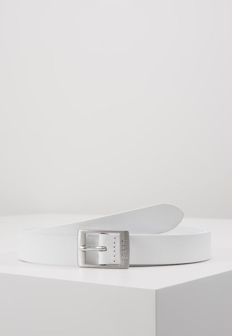 Esprit - OCTAVIA - Belte - white