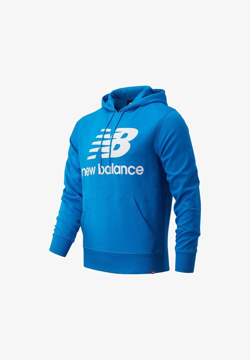 New Balance - Sweatshirt - wave blue
