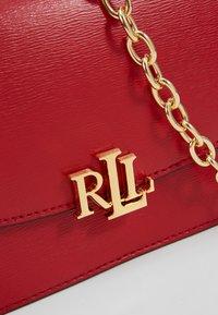 Lauren Ralph Lauren - MADISON - Across body bag - red - 6