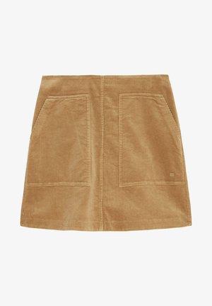 A-line skirt - apple cinnamon