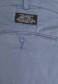 Schott - Shorts - steel blue - 2