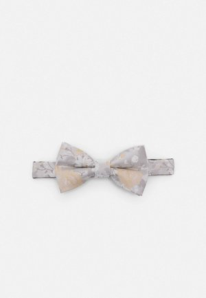 NILUS BOWTIE - Butterfly - champagne/grey