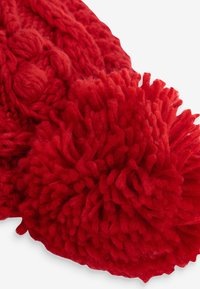 Next - CABLE  SET - Rukavice - red - 4