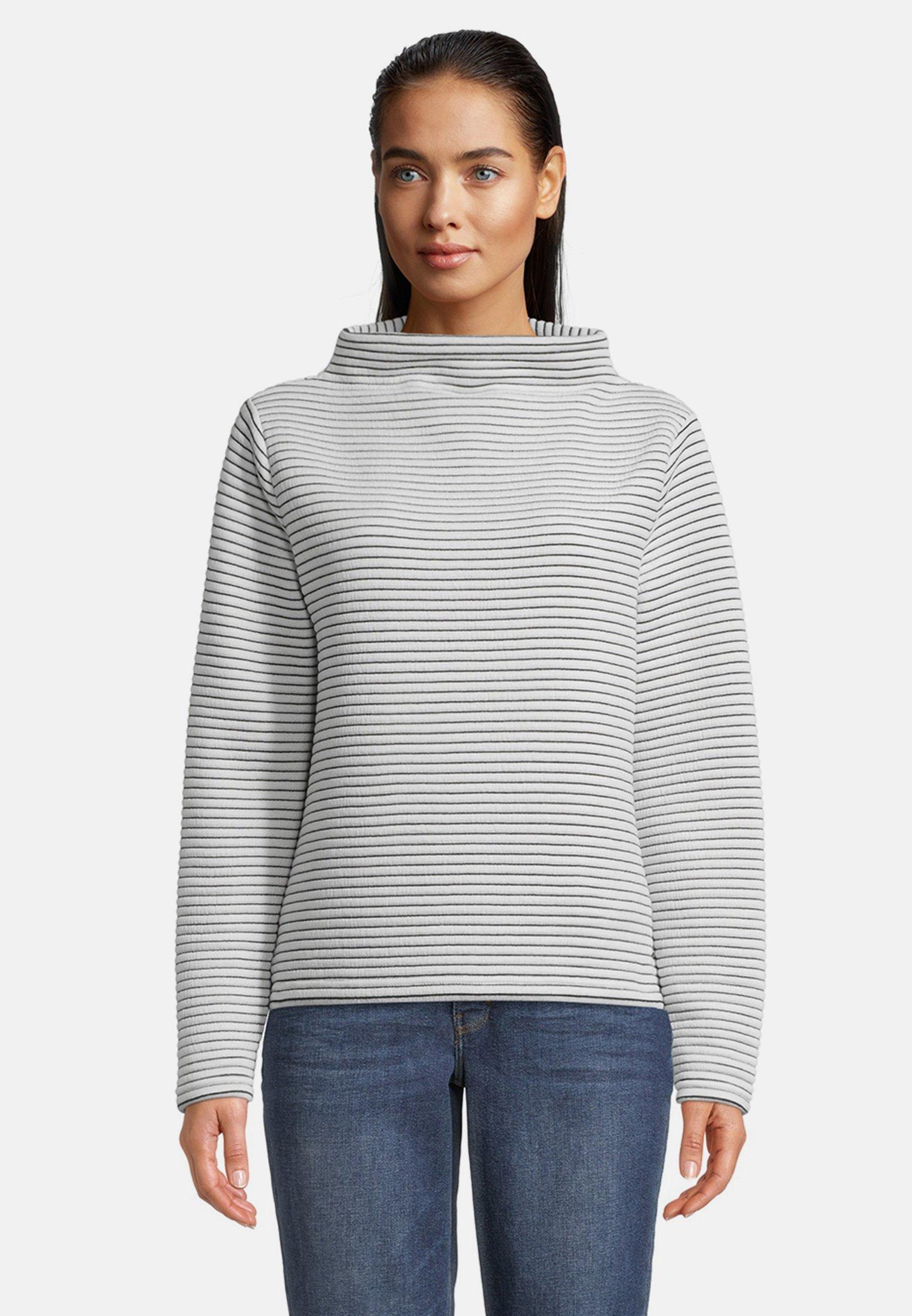 Damen MIT KRAGEN - Sweatshirt
