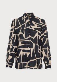 Opus - FUMINE - Button-down blouse - oak tree - 3