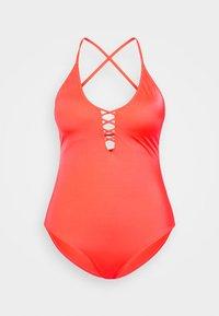 BORA BORA - Swimsuit - coral
