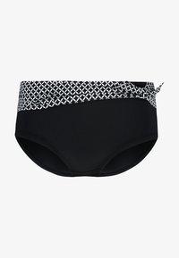 Esprit - DAYTONAH BEACH HIPSTER SHORTS - Bikini bottoms - black - 3