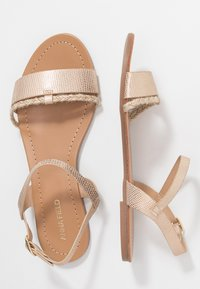 Anna Field - Sandales - rose gold - 3