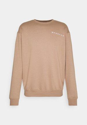 ESSENTIAL UNISEX - Sweatshirt - sand