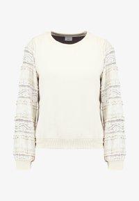 ONLY - ONLCLOVER - Sweatshirt - pumice stone - 3