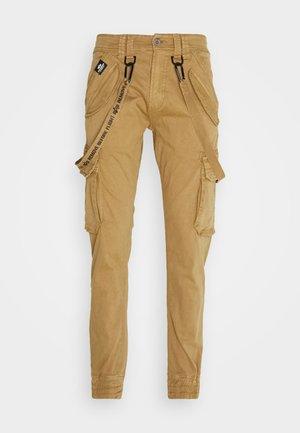 UTILITY PANT - Pantalon cargo - khaki