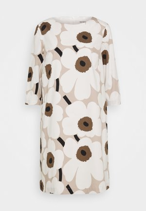 UNELMA PIENI UNIKKO DRESS - Day dress - beige