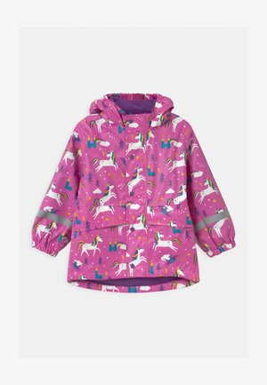 PUDDLE BUSTER - Waterproof jacket - pink