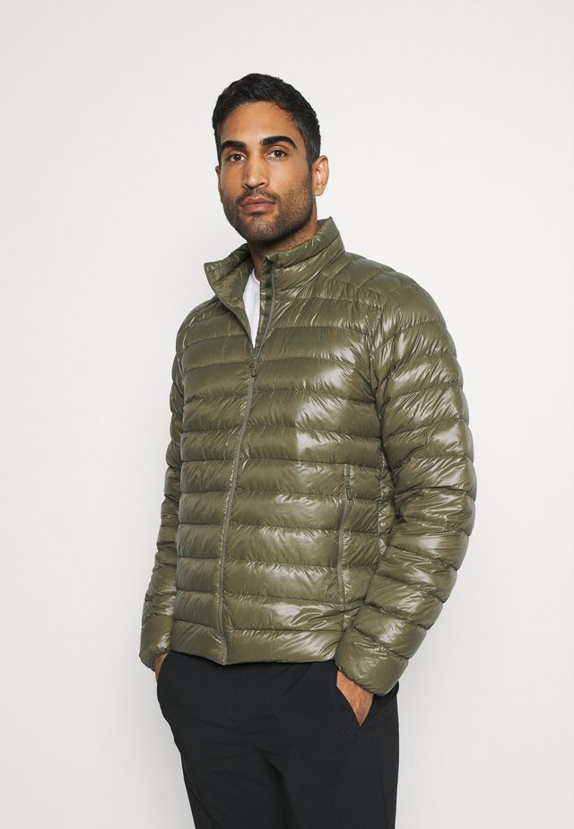 LIGHTWEIGHT JACKET - Down jacket - khaki