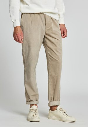 Trousers - sandstone
