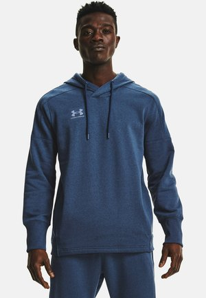 Hoodie - admiral / admiral / washed blue