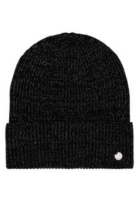HUGO - XMAS SET HAT SCARF - Šála - black - 4