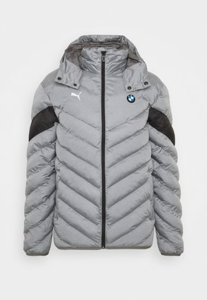 BMW ECOLITE JACKET - Overgangsjakker - medium gray heather