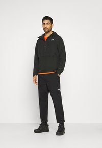 The North Face - WATERPROOF FANORAK - Hardshell jacket - black - 1