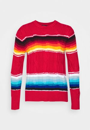 LONG SLEEVE - Pullover - multi-coloured