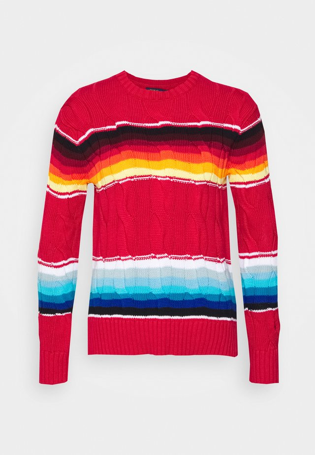 LONG SLEEVE - Strikpullover /Striktrøjer - multi-coloured