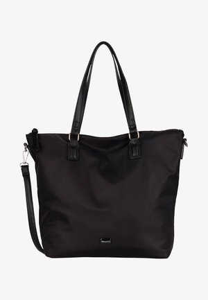 ANNA SHOPPER TASCHE - Tote bag - black