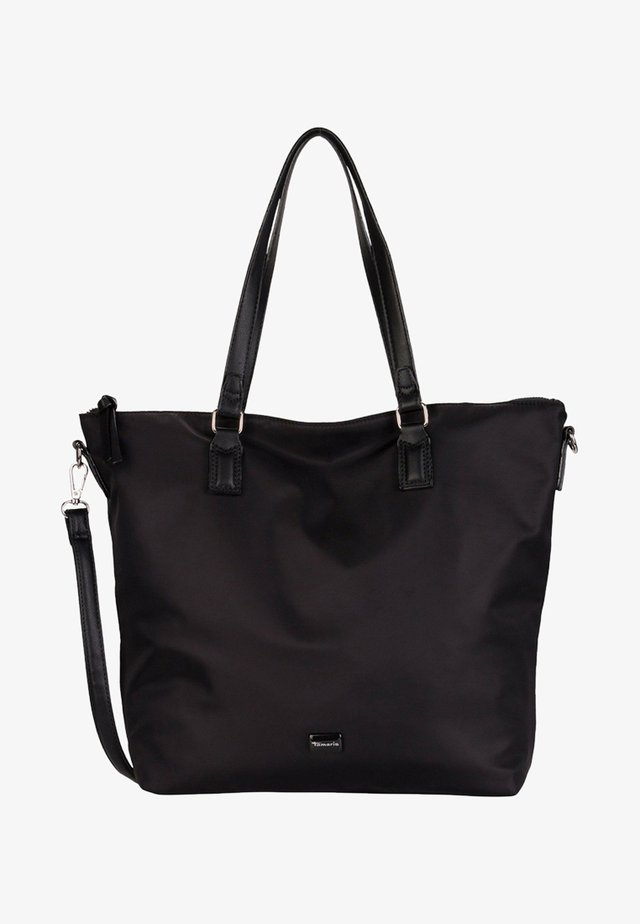 ANNA SHOPPER TASCHE - Bolso shopping - black