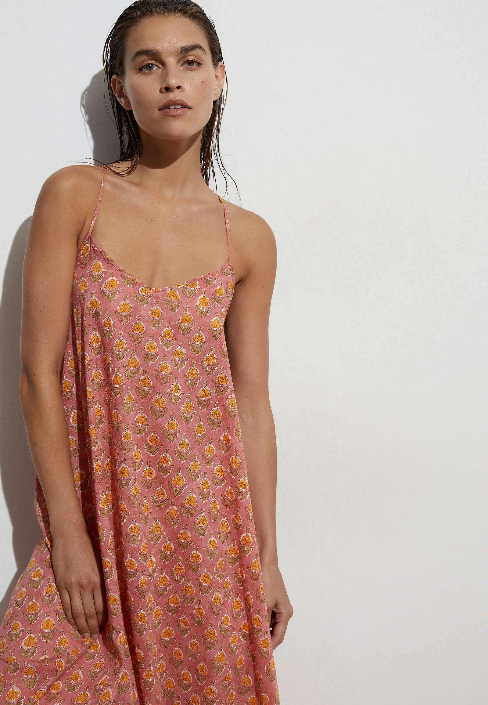 Femme Robe d'été