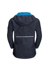 Jack Wolfskin - RAINY DAYS - Waterproof jacket - night blue - 1