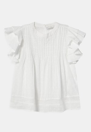 NKFFARIDE  - Blouse - bright white