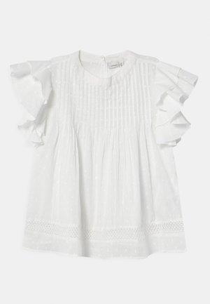 NKFFARIDE  - Camicetta - bright white