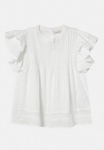 NKFFARIDE  - Blouse - bright white