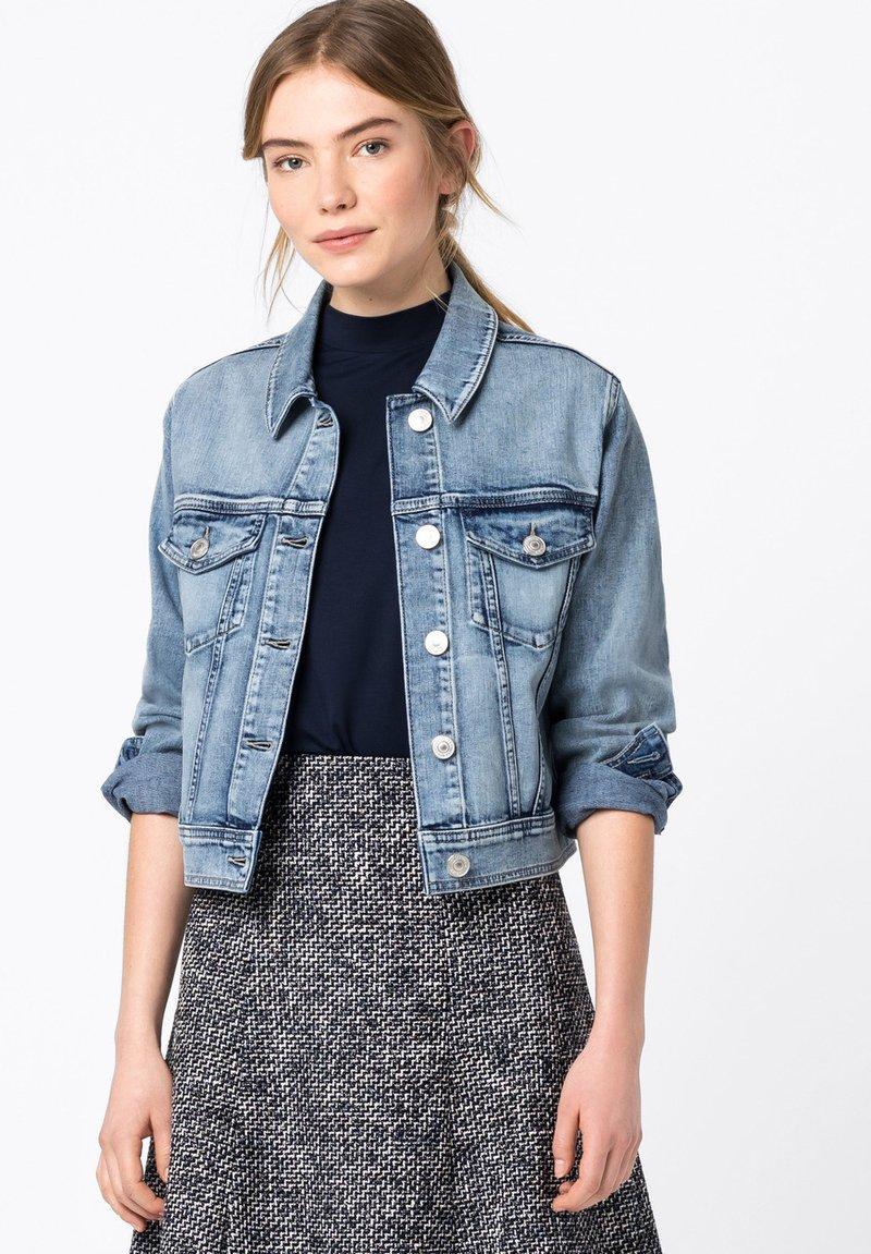 HALLHUBER - Denim jacket - blue denim