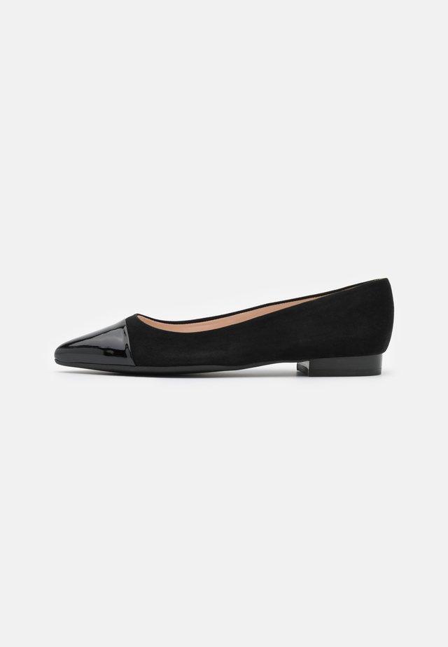 CARA - Ballerinasko - schwarz