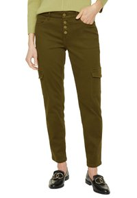 comma - Trousers - deep green - 0