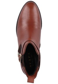 Scapa - MAITE - Classic ankle boots - medium brown - 1