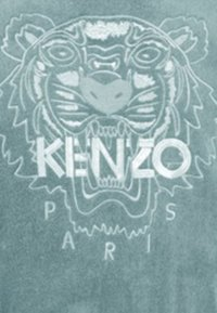 Kenzo - Dressing gown - turquoise - 2