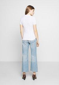 Polo Ralph Lauren - SHORT SLEEVE - Polo - white - 2