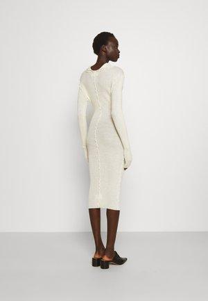 VESTITO - Shift dress - off white