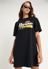 Ellesse - GRETA - Jersey dress - anthracite - 0