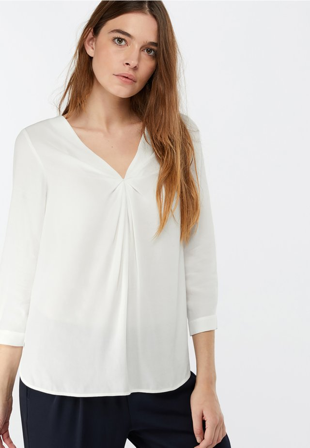 SALVINA - Blouse - off-white